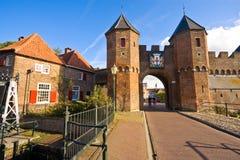 Centre de la ville antique Photo libre de droits