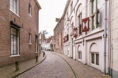 Centre de la ville antique d'Amersfoort Pays-Bas Photos libres de droits