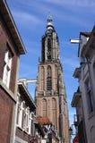 Centre de la ville d'Amersfoort, Pays-Bas Photos stock