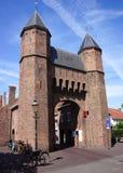 Centre de la ville d'Amersfoort, Pays-Bas Image libre de droits