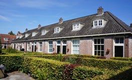 Centre de la ville d'Amersfoort, Pays-Bas Photo libre de droits