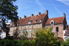 Centre de la ville d'Amersfoort, Pays-Bas Images stock