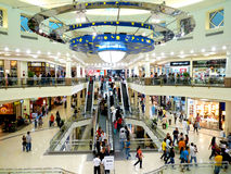 Centre de la ville de Deira, Dubaï Images stock