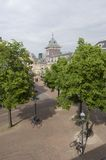 Centre de la ville de Haarlem Photo libre de droits