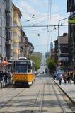 Centre de la ville de Sofia image stock