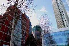Centre de la ville de Den Haag photographie stock libre de droits