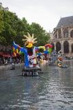 Centre de Pompidou, Paris stock image