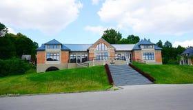 Centre de récréation Belmontas de divertissement et avec de divers halls Photos libres de droits