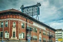 Centre de récréation du ` s de Jensen en Echo Park image libre de droits