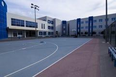 Centre de récréation extérieur Image stock