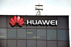 Centre de recherches et de développement de Huawei au Canada photo stock