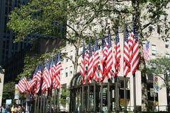 Centre de Rockefeller Images libres de droits