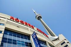 Centre de Rogers Photos stock