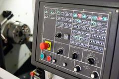 Centre de rotation de commande numérique par ordinateur Photographie stock