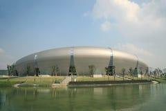 Centre de sport moderne Photographie stock libre de droits