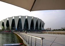 Centre de sports oriental Photographie stock libre de droits