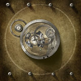 Centre de Steampunk Images libres de droits