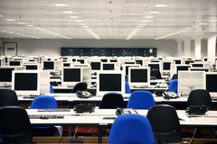 Centre de support à la clientèle Image libre de droits