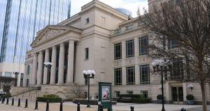Centre de symphonie de Schermerhorn à Nashville, TN image stock