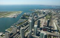Centre de Toronto Images libres de droits