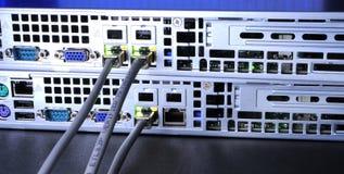 Centre de traitement des données Image libre de droits