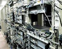 Centre de traitement des données de corporation Image libre de droits