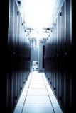 Centre de traitement des données Images stock