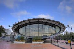 Centre de visiteur photographie stock libre de droits