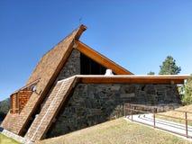 Centre de Vistor de Pactola - Black Hills le Dakota du Sud Images libres de droits