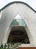 Centre de Westkowloon XiQu en Hong Kong photo libre de droits