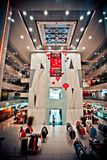 Centre du marché de BANGKOK le 3 août 2014 Images stock