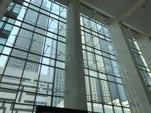 centre Dubai pieniężny zawody międzynarodowe zdjęcia royalty free