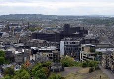 Centre Ecosse de St James de ville d'Edimbourg Photographie stock