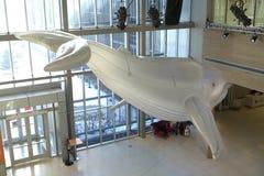 Centre et musée de la science d'étincelle de Telus à Calgary Photographie stock libre de droits