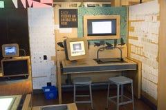 Centre et musée de la science d'étincelle de Telus à Calgary Photo stock