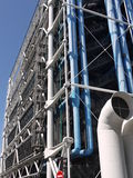 Centre Georges-Pompidou Stock Photography