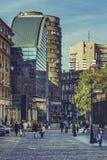 Centre historique de Bucarest Image stock
