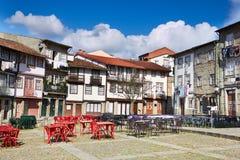 Centre historique de Guimaraes image libre de droits