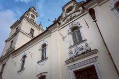 Centre historique de la ville de Joao Pessoa, Brésil du nord-est image stock