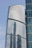 Centre international d'affaires de Moscou Photos libres de droits