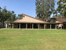 Centre Irvine California des soins des animaux Photographie stock