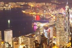 centre konwenci powystawowy Hong kong obraz royalty free