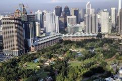 centre konwencja Kuala Lumpur obrazy royalty free