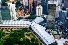 centre konwencja Kuala Lumpur zdjęcia royalty free