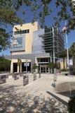 Centre la Floride Etats-Unis d'histoire de Tampa Bay Photo libre de droits