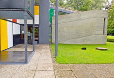 Free Centre Le Corbusier/Heidi Weber Museum Royalty Free Stock Photo - 41453095