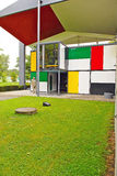 Centre Le Corbusier, Heidi Weber muzeum/ Zdjęcia Stock
