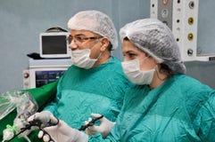Centre médical Photo libre de droits
