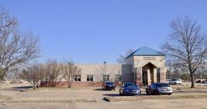 Centre médico-social du comté de Crittenden Arkansas Image libre de droits