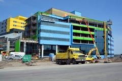 Centre médico-social d'université de McGill Photo stock